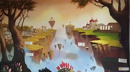 Avatar Floating Islands 2