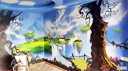 Avatar Floating Islands 3