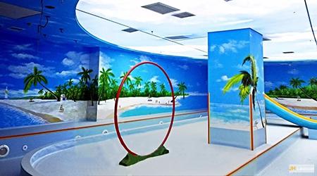 Beach & Tropical & swimming 1