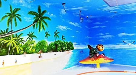 Beach & Tropical & swimming 4