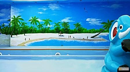 Beach & Tropical & swimming 5