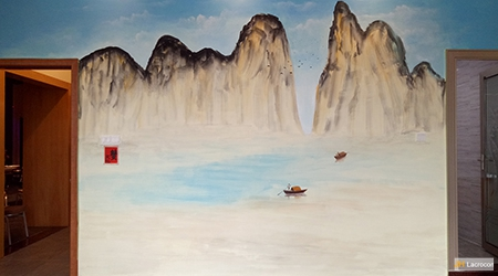 Chinese traditional landscape painting 3