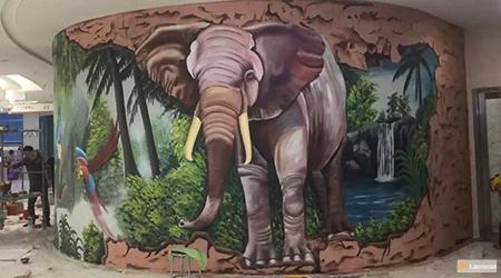 elephant jungle 1