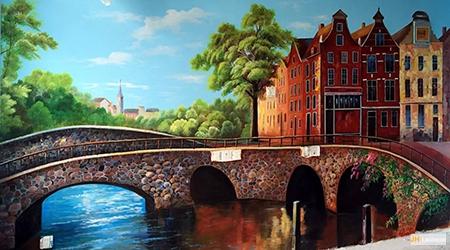 european architecutre bridge 1