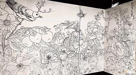 flowers & birds 3