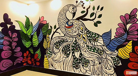 peacock bird 2