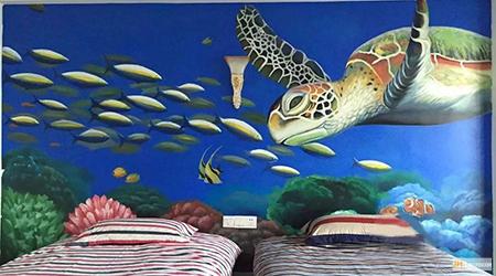 sea life tortoise